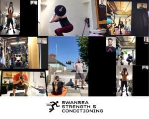 1-1 Live Streming Sessions with Personal Trainers Swansea